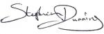 stephen signature